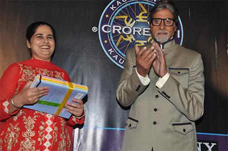 Kaun Banega Crorepati Winner List